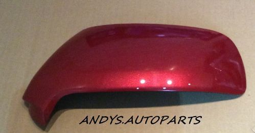 CITROEN C3 PICASSO 09 - 2013 WING MIRROR COVER L/H OR R/H ROUGE ERYTHREE